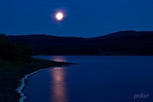 Fine art print - Carron Moonrise
