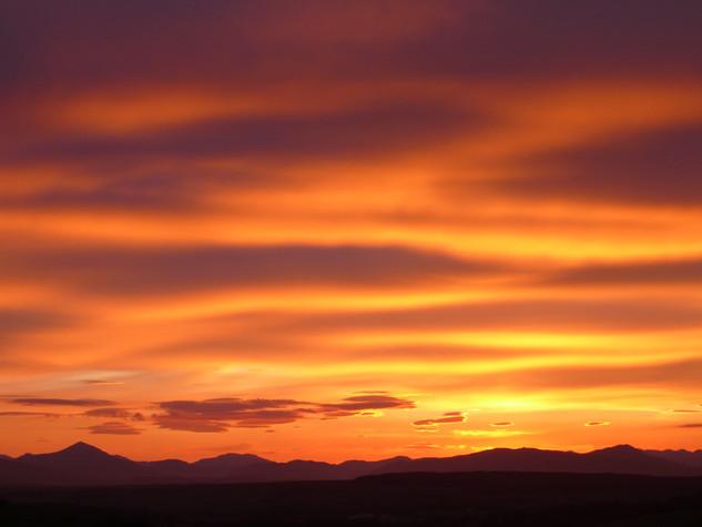 Golden Clouds, Fintry