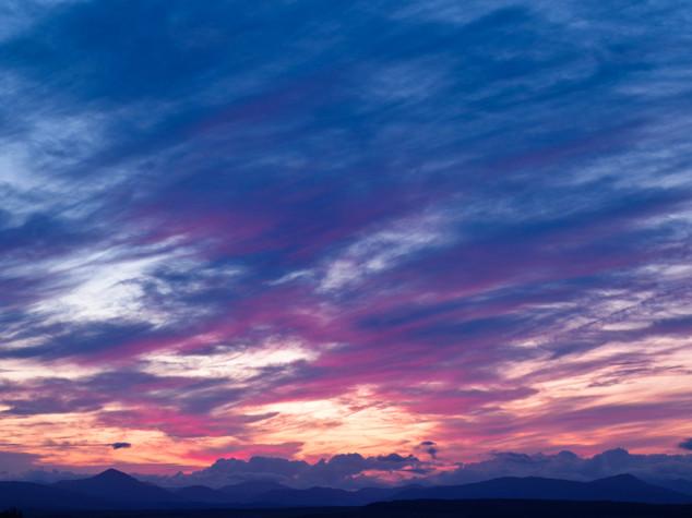 Pastel Sky, Fintry