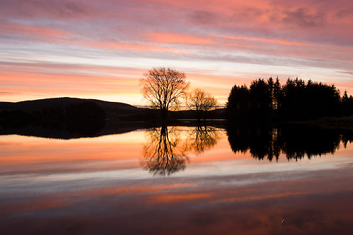 Fine art print - Dawn Reflections