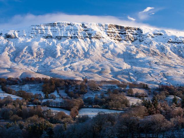 Black Craig, Strathblane Hills, Winter