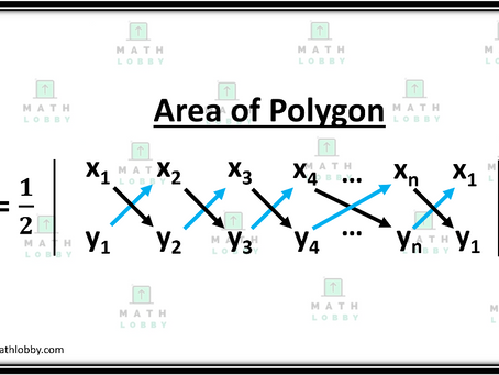 How to find the area of rectilinear figures (Polygons)