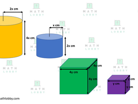 Area and Volume of Similar Figures