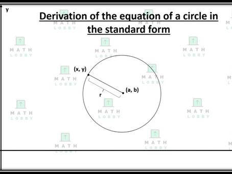 Circles (Additional Math)