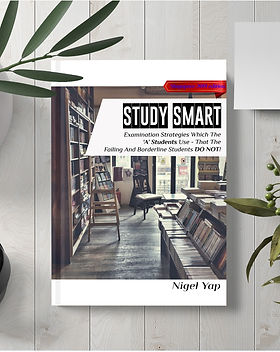 Study Smart- Examination Strategies Book