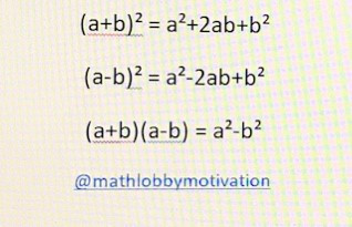 3 Algebraic Rules Of Expansion