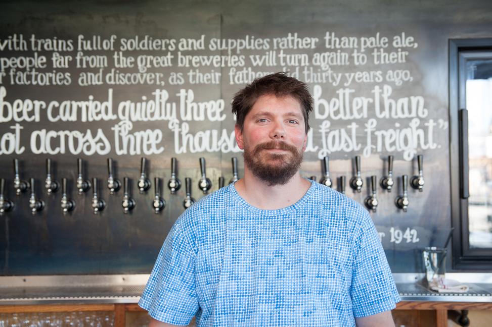 Zack, beer director