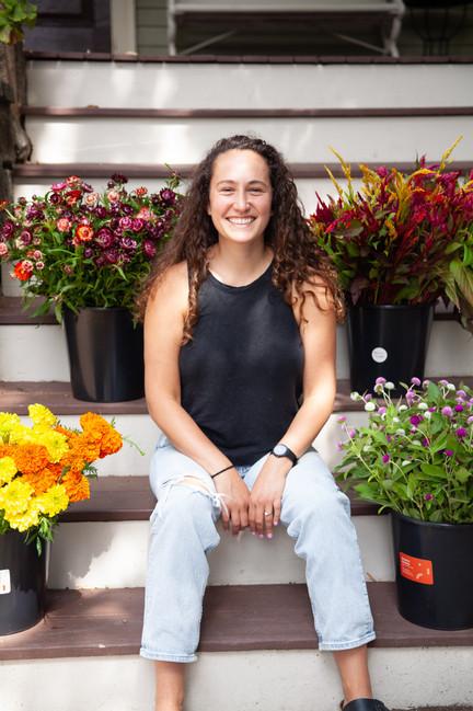 Rebecca, Founder of Birdie's Blooms