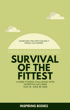 Green Brown Island Survival Wattpad Book