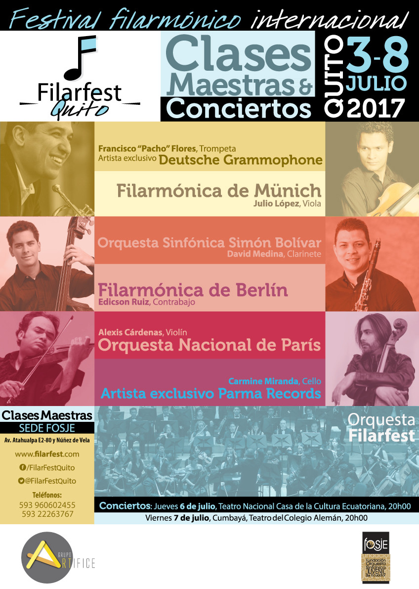 Filarfest 2017 International Music Festival