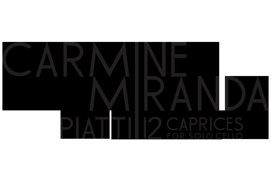 SONOGRAMA MAGAZINE REVIEWS PIATTI: 12 CAPRICES