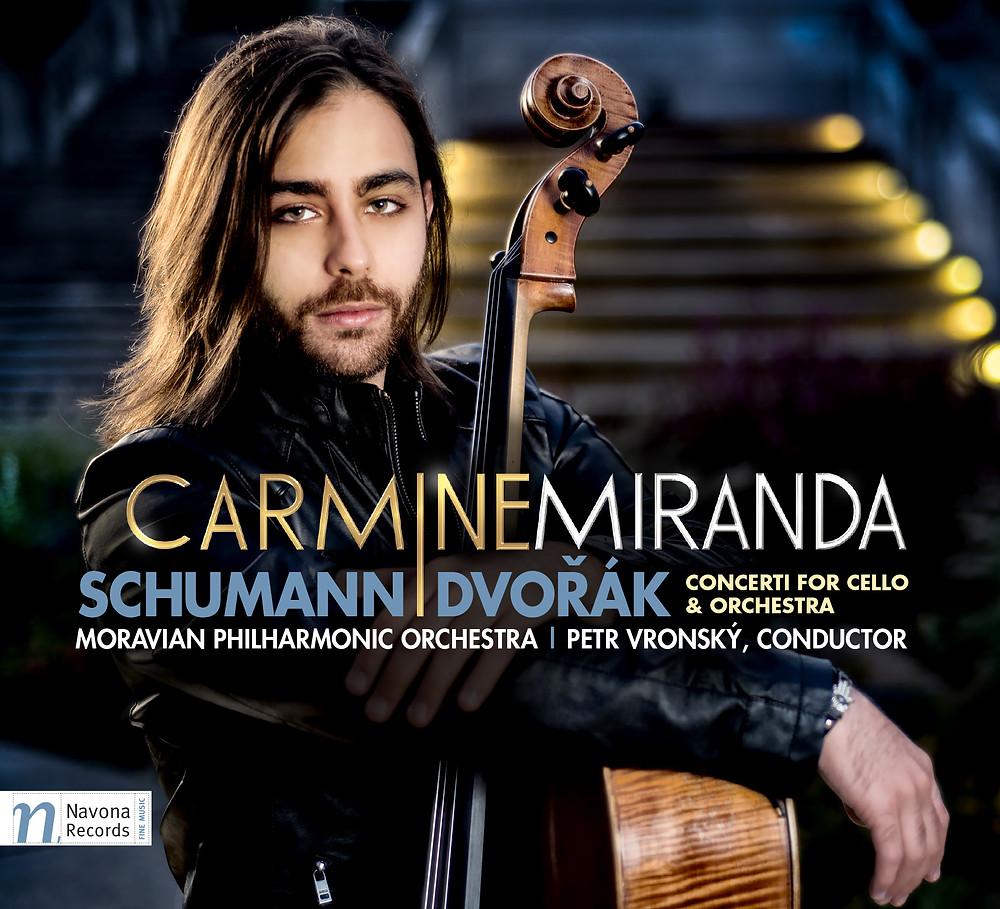 SCHUMANN | DVOŘÁK: CONCERTI FOR CELLO & ORCHESTRA