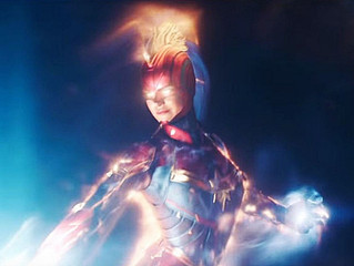 Carol Danvers/Captain Marvel: Biological God(dess)