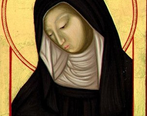 """""""Contemplating Wounds"""":  The Spiritual Vision of Julian of Norwich"""