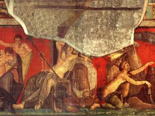 Touching Ecstasy:  Dionysian Women's Initiation Rites at Pompeii