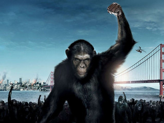 Evolving Intellect through Instinct:  Rise of the Planet of the Apes