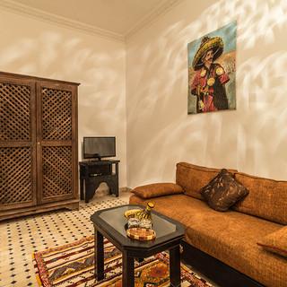 Marjolaine room