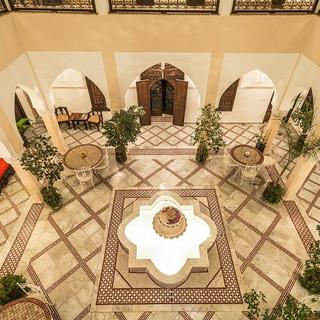 Riad Nasreen Hall