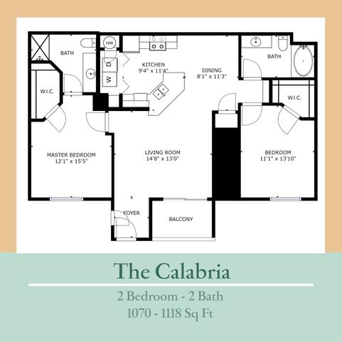 The Calabria