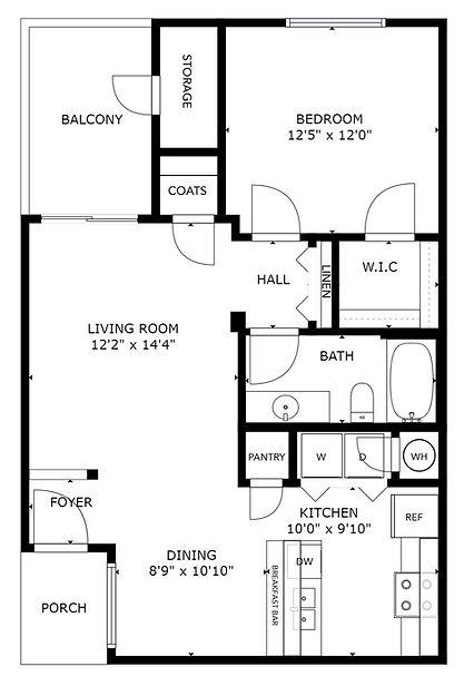 Bluestone Apartment - Canyonstone - Artesia, NM