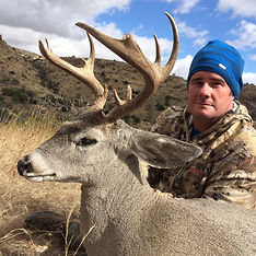 Jason Browning and Mule Deer