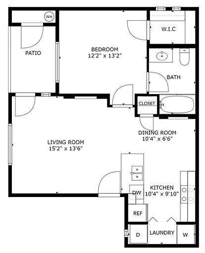 Arrow Stone Apartment - Canyonstone - Artesia, NM