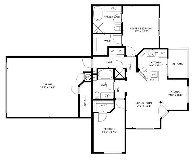 Field Stone Apartment - Canyonstone - Artesia, NM