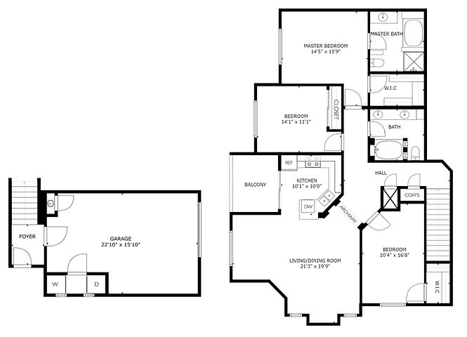 Ledge Stone Apartment - Canyonstone - Artesia, NM
