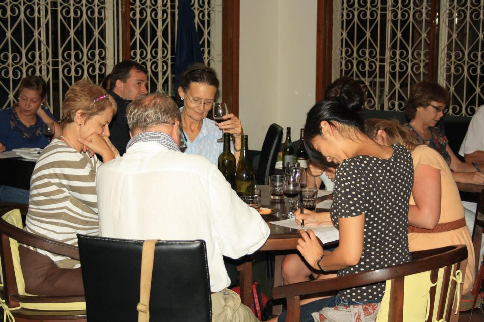Phnom Penh Wine Club