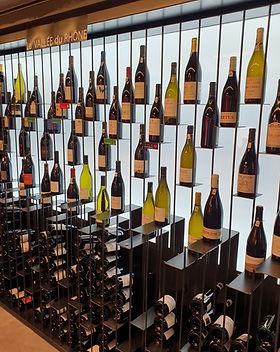 Vins de la vallée du Rhône : Côtes du Rhônes, Saint Joseph, Crozes Hermitage