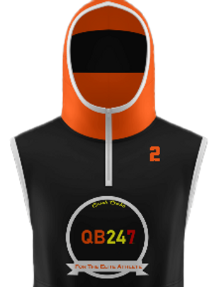 Player Hoodie (Sleeveless)