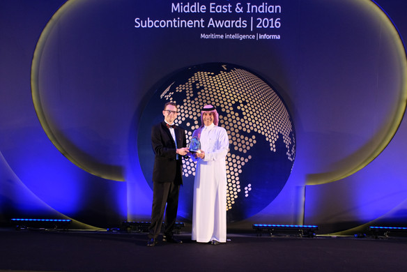 Middle East and Eastern Subcontinent Award