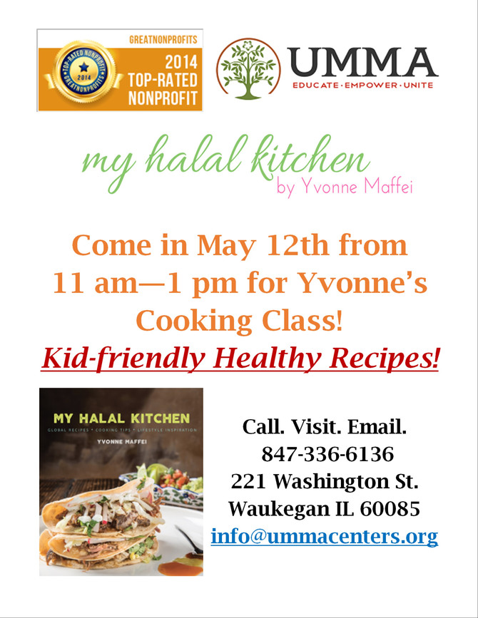 May Cooking Class!