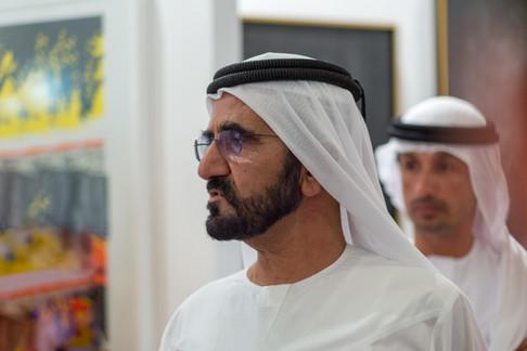 Sheikh Mohammed bin Rashid Al Maktum