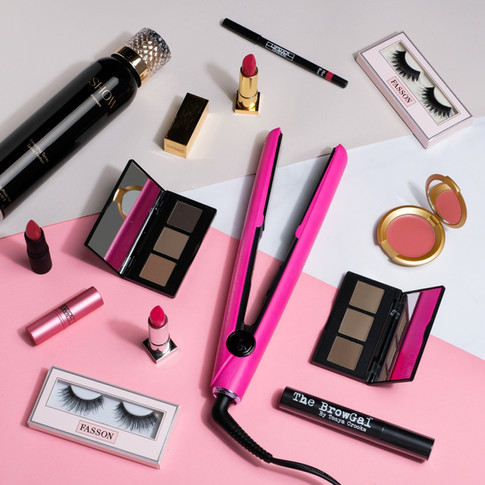 Make Up Essentials for Harvey Nichols