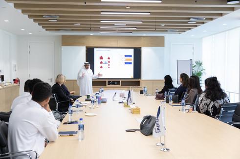 Bahri the Shipping Company of Saudi Arabia welcoming Trainees on Board 2019