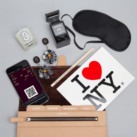 Travel Essentials for Bloomingdales