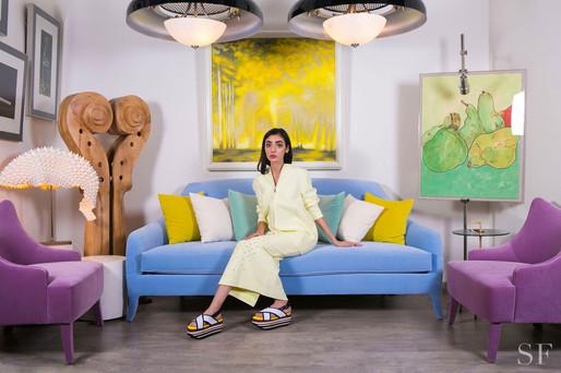 Yasmin Sima for Noon by Noor