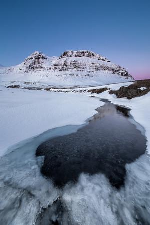 Kirkjufell, Iceland - March 2016