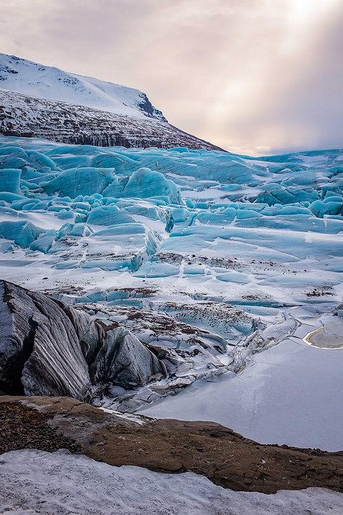 Licked by a Glacier
