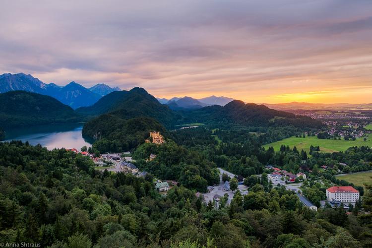 Bavaria, Germany - June 2016