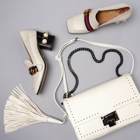 Bags and Shoes for Ounass