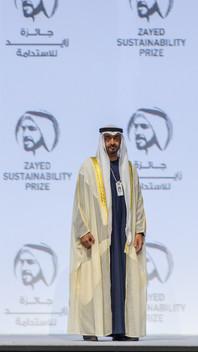 Crown Prince of Abu Dhabi Mohammed Bin Zayed