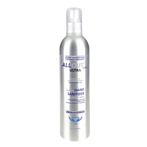 Hand Sanitizer Spray ULTRA - 8 oz