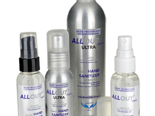 Buy Now:  Available in a handy Gel and Spray formulations