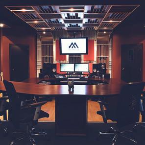 Audio Militia Bryanston Studio A1