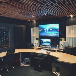 Audio Militia Blairgowrie Studio A9