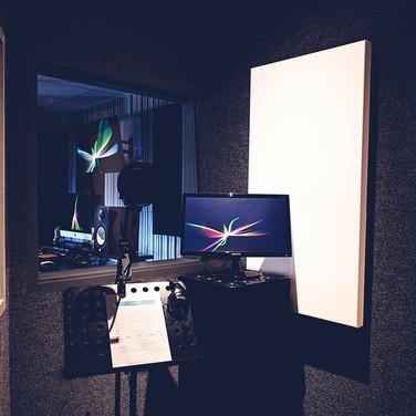 Audio Militia Ferndale Studio A6 Booth