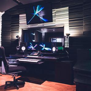 Audio Militia Bryanston Studio A3