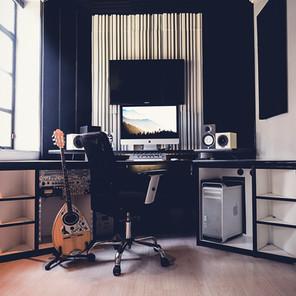 Audio Militia Bryanston Studio A4